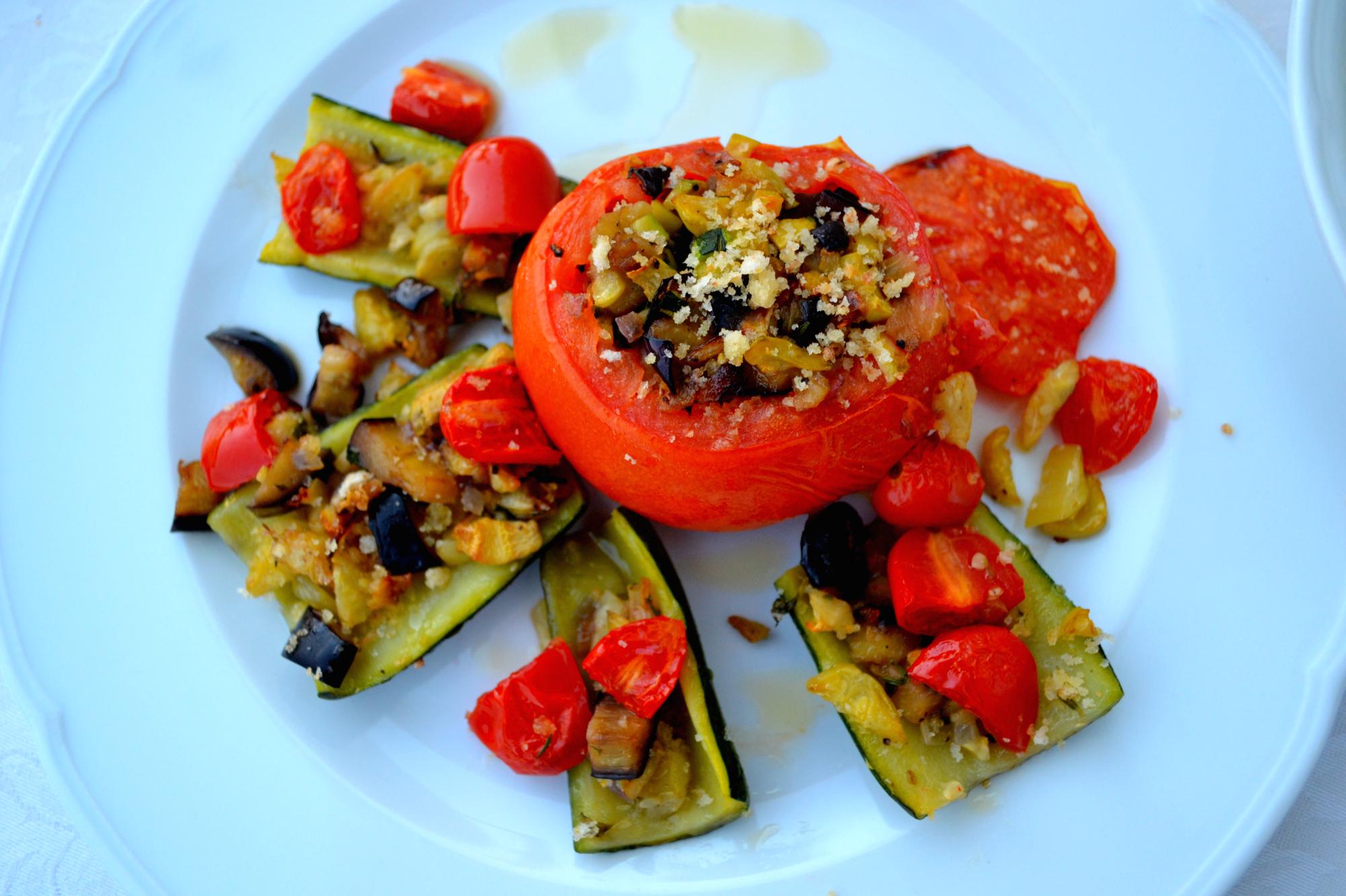 Gefüllte Tomaten Bella Vista